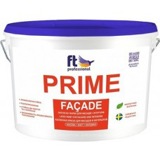 Краска фасадная FT PRIME FASDE 10л.
