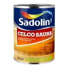 Лак для бани SADOLIN Celco sauna 1л.