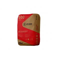 Цемент IFCEM ПЦ II/А-Ш-500-Н 25 кг