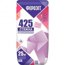 Стяжка для підлоги Ферозіт 425 25 кг
