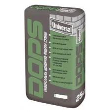 DOPS UNIVERSAL 100 Универсальная цементно-песчаная смесь